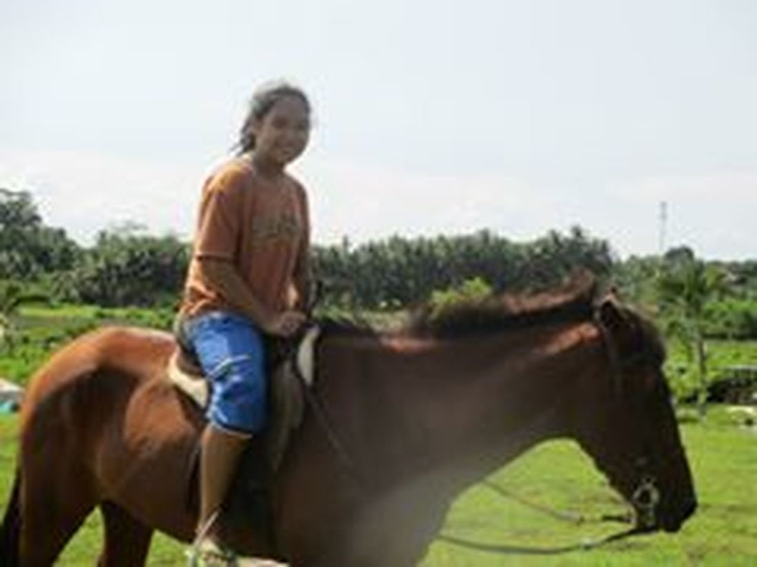 Horse Back Riding Life Is A Gift Enjoying Life ♥