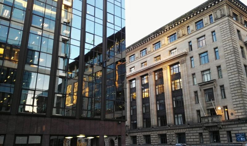 Architecture Built Structure No People Day Glass Building Reflection_collection City Architecture Building Exterior