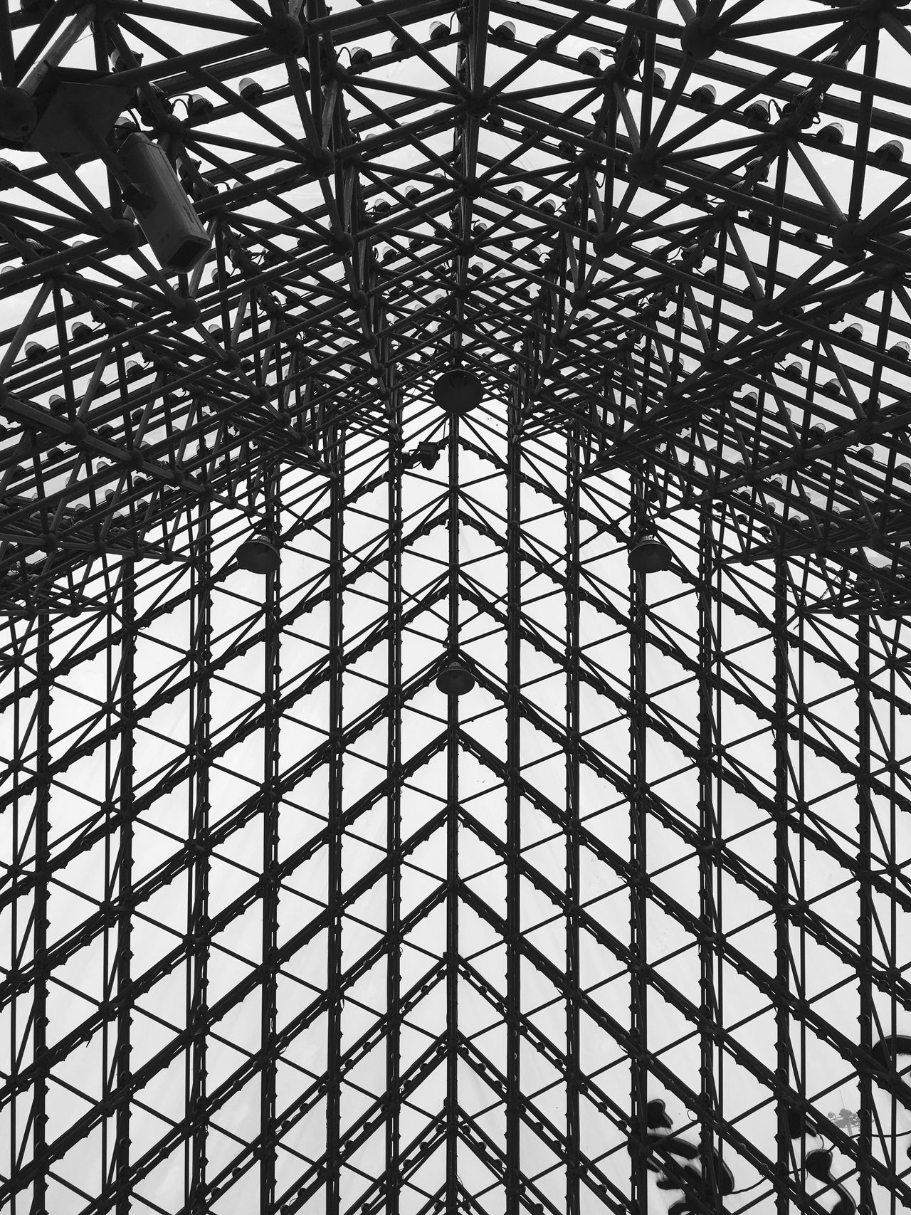 Modern Architecture at Window of the World Pyramid in Shenzhen - China Window Of The World  Architecture Chinese Architecture Black And White China Architectural Detail Modern Architecture Abstract Architectural Building Interior Shenzhen Monochrome Chinese Lattice Pattern Pattern Pyramids Inside Pyramid