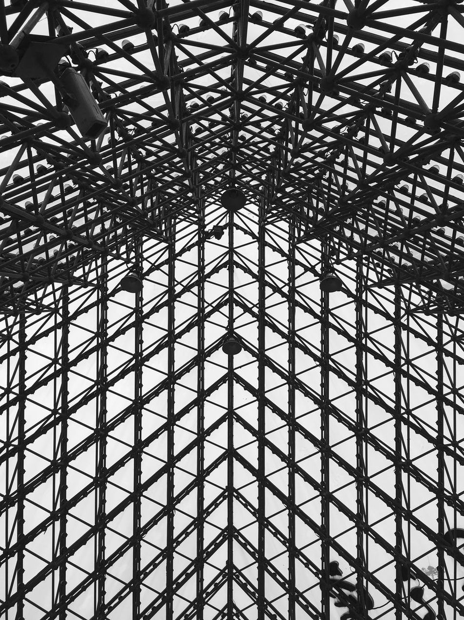 Modern Architecture at Window of the World Pyramid in Shenzhen - China Window Of The World  Architecture Chinese Architecture Black And White China Architectural Detail Modern Architecture Abstract Architectural Building Interior Shenzhen Monochrome Chinese Lattice Pattern Pattern Pyramids Inside Pyramid