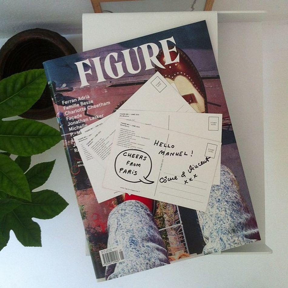 Paris Figuremagazine