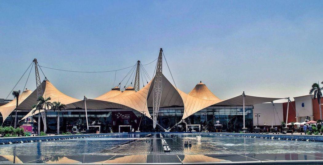 Egypt Art Design Panorama Izmir