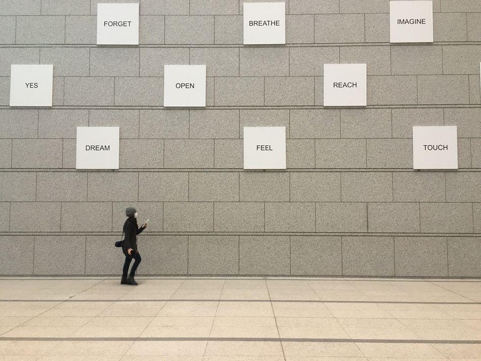 ©︎ゆさん Yokoono Exhibition JustMe Interesting The Purist (no Edit, No Filter)