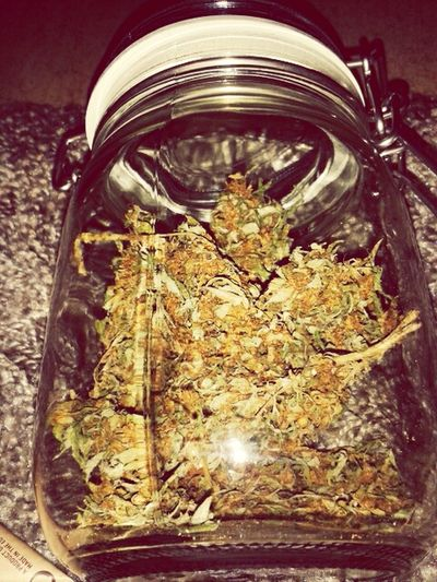 Smoking Weed Weed Ganja