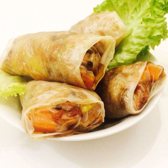Homemade Vegan Vegetarian Food Foodphotography Etcjournal Asianfood Nems Foodporn Healthy Food Healthy Eating Healthy