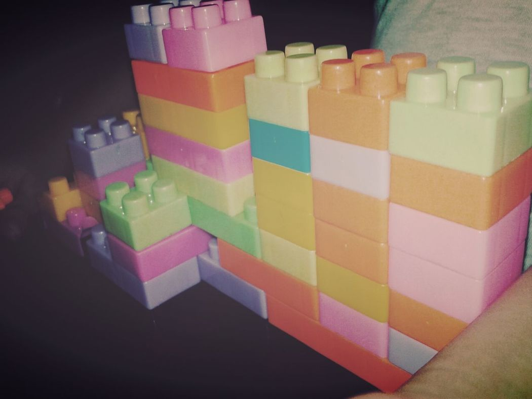 Build a LEGOhouse. If things go wrong we can knock it down. :)