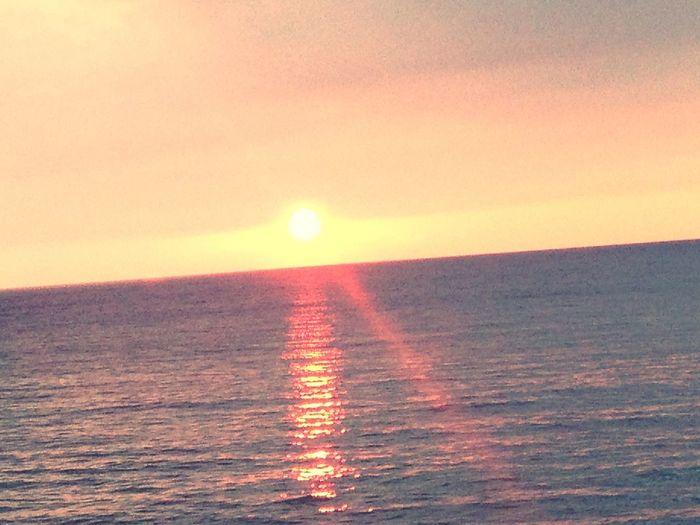 Love Sunset Sunset Okinawa Relaxing