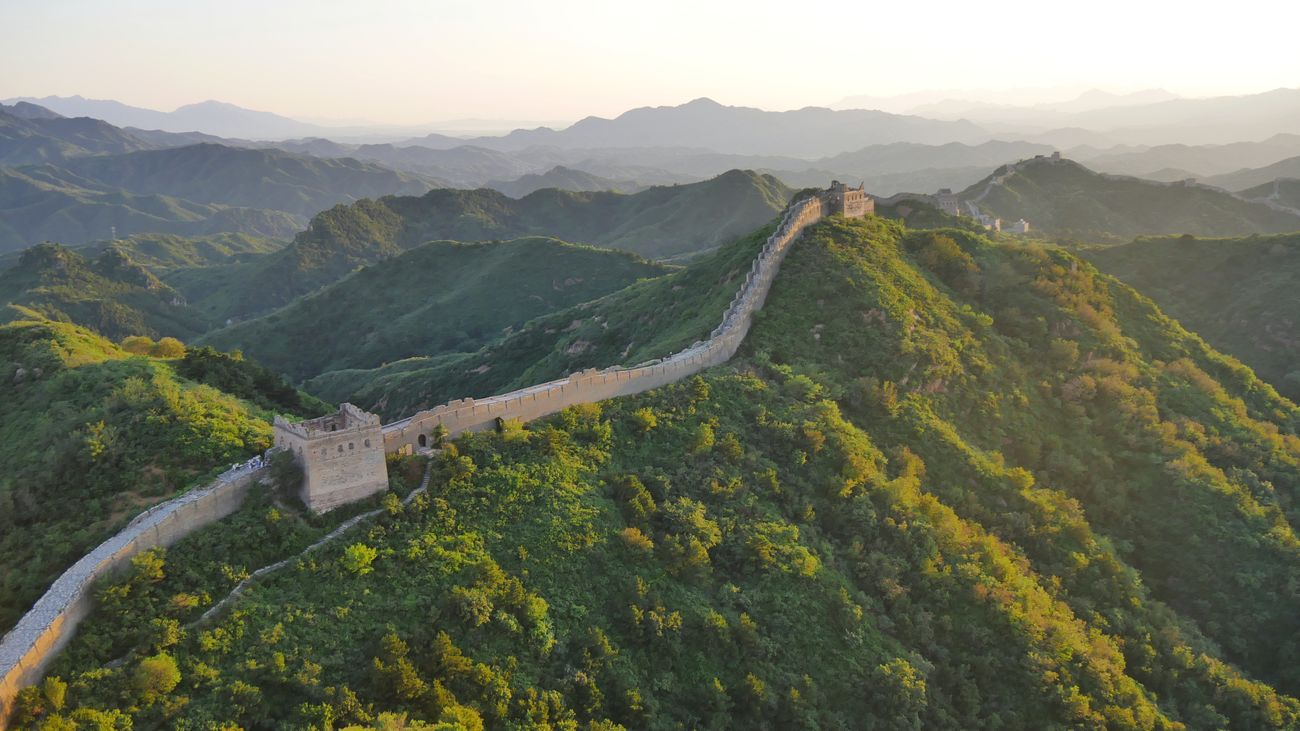 Travel Mountain Sunset Landscape Valley Nature Beauty In Nature Silence No People Travel Destinations Welcomeweekly China JInshanling Great Wall China In My Eyes BEIJING北京CHINA中国BEAUTY The Great Wall The Great Wall Of China Thegreatwall Outdoors Green Color Welcome Weekly