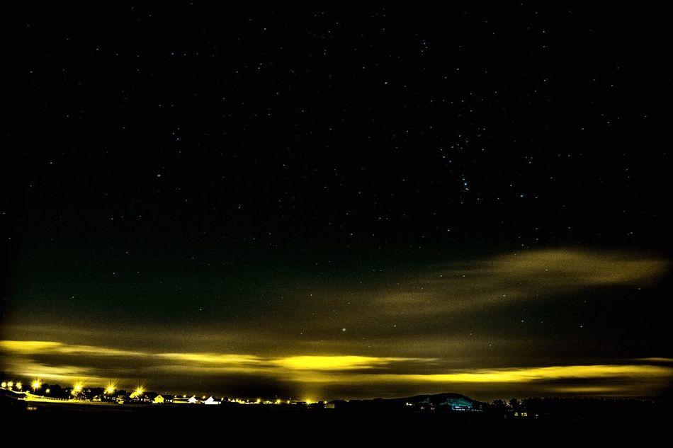 Night Beauty In Nature Stars Astro