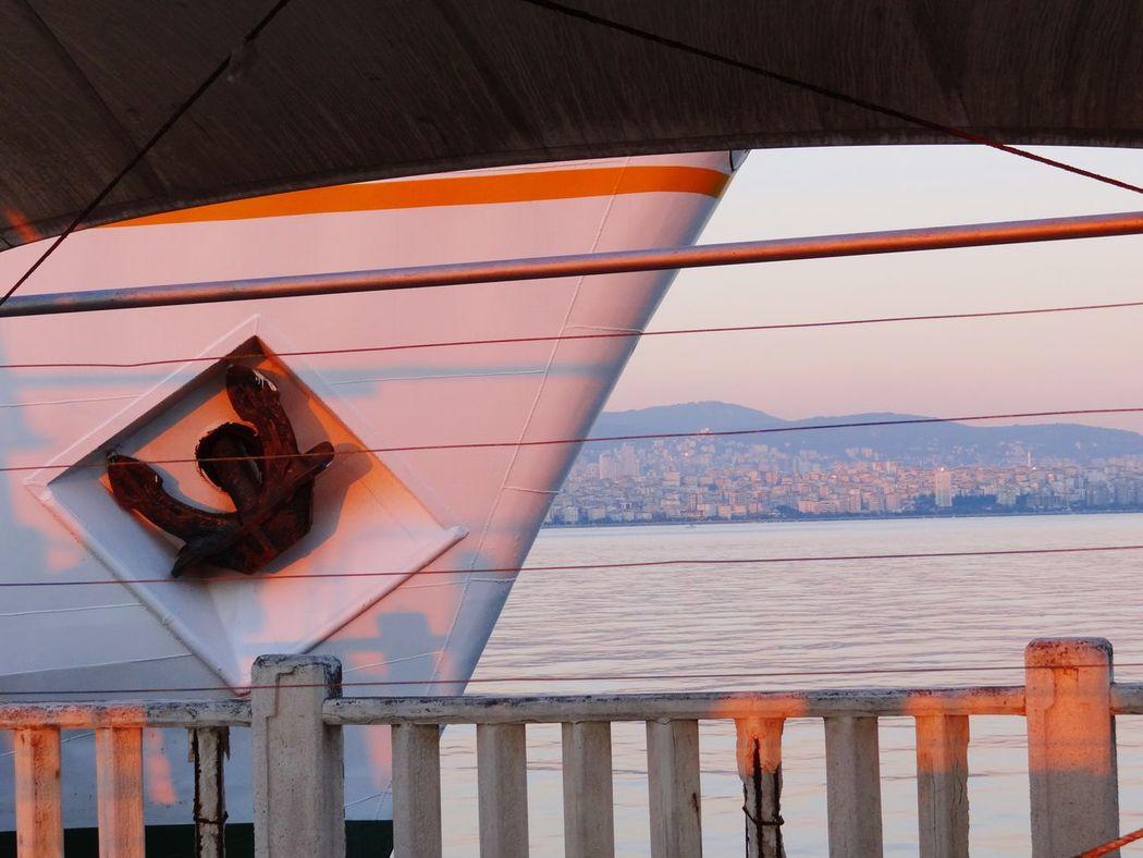 Marmara Sea Ship Anker Istanbul No People Water Anchor Eye4photography  Turkey