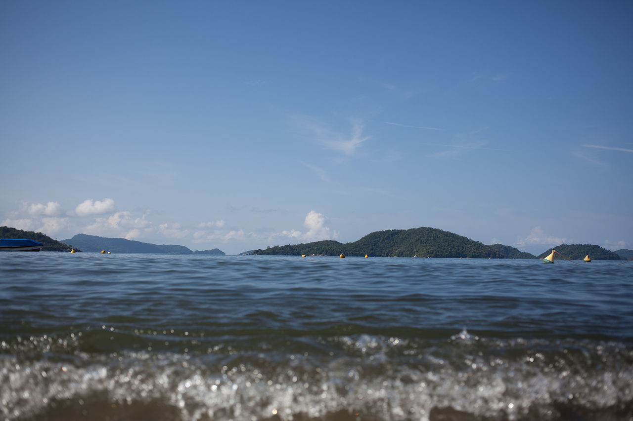 sea, nature, water, beauty in nature, sky, scenics, no people, outdoors, tranquility, day, scenery, iceberg