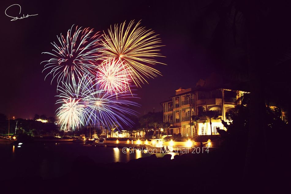 Happy New Year! NEXTshotPhotos Barbados Nightsky Eye4photography