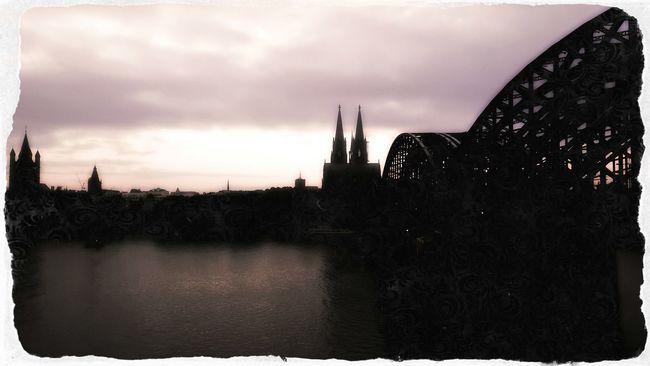 Kölner Dom Morning View Morningskies Morningskies