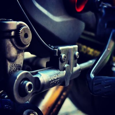 Formula for fun Quickshifter and a Ducati