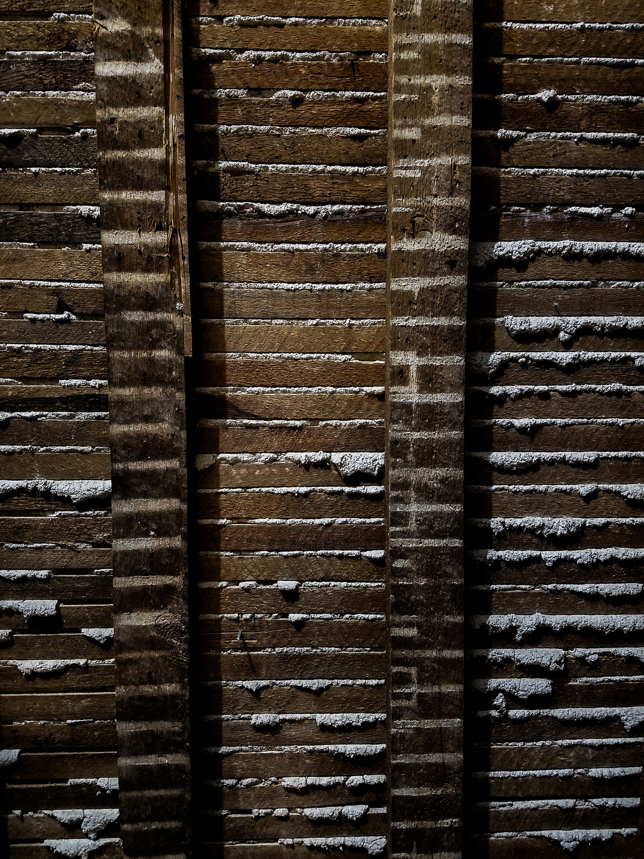 Backgrounds Full Frame Pattern No People Textured  Indoors  Day Architecture Old Demolition Tare Down The Wall Building Materials Different Perspective Erie Buildingstyles Building Interior Building Structures Building Cement Wall Wood - Material Wood Construction Site Construction Background