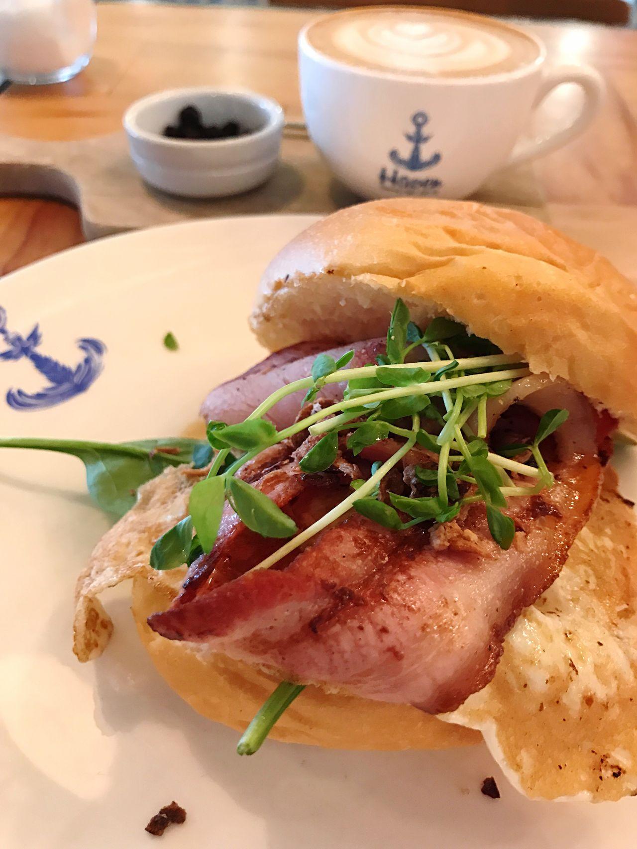 Breakfast Bacon & Eggs Roll In My Mouf