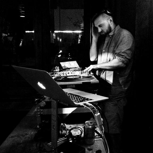 It's not a party without a DJ. The Street Photographer - 2014 EyeEm Awards EyeEm Best Shots VSCO Cam