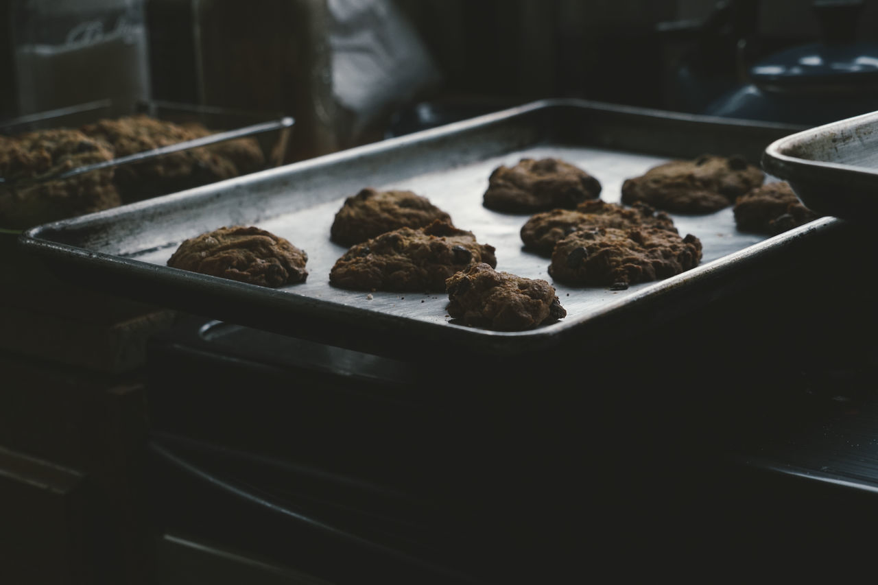 Beautiful stock photos of cookies,  Close-Up,  Cookie,  Cookies,  Dark