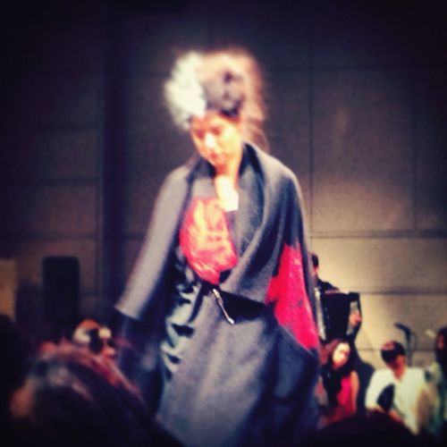 IPhone Photography Fashionshow Limifeu 2014-15 A/W