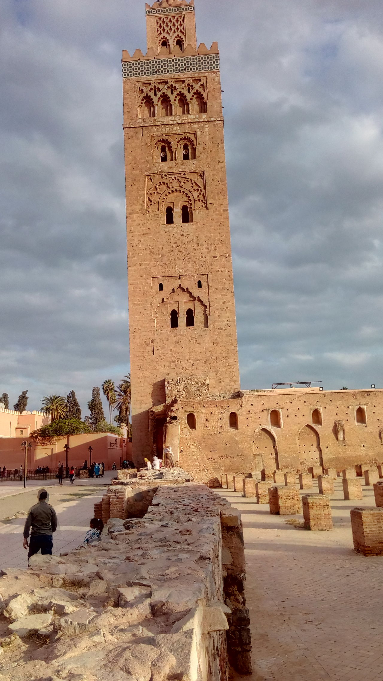 Morocco 🇲🇦 Historical Place Mosque Historical Monuments Marrakech Mosque Architecture