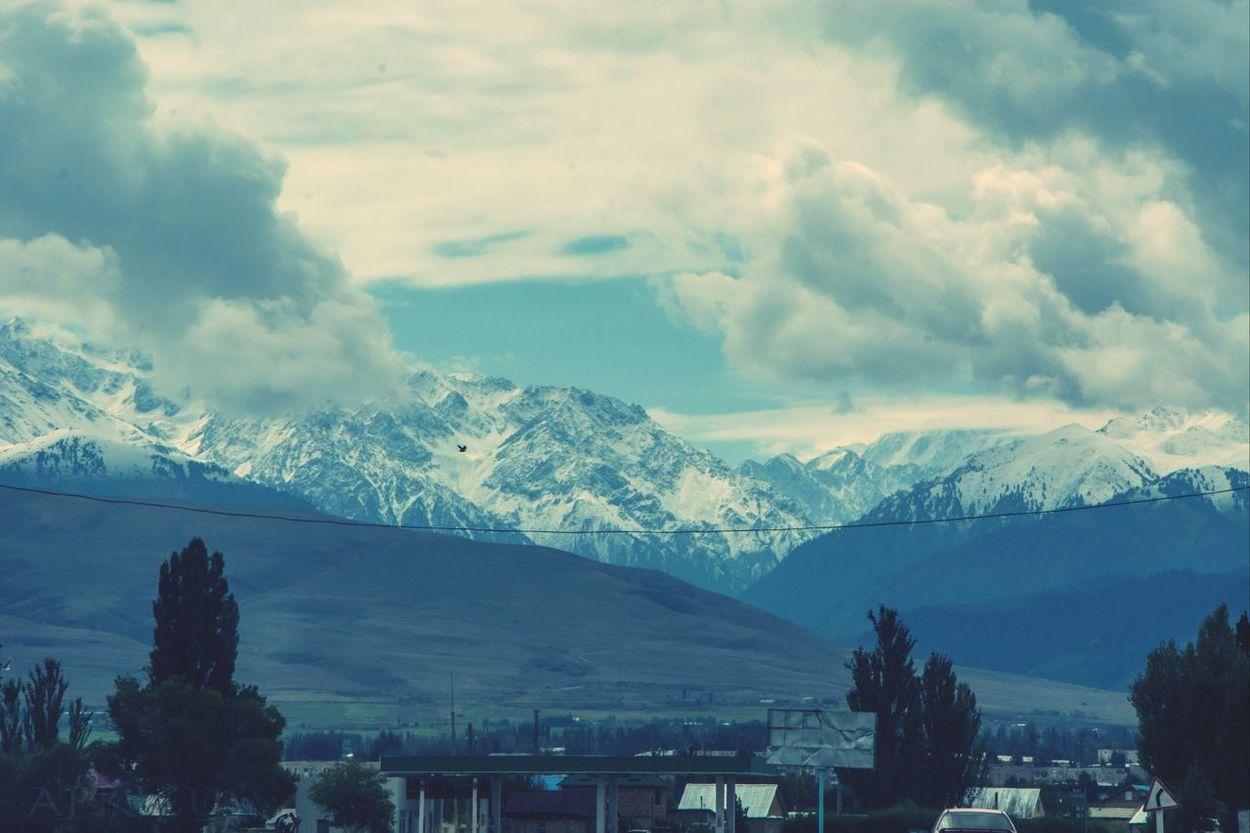 Karakol Mountains Tyanshan