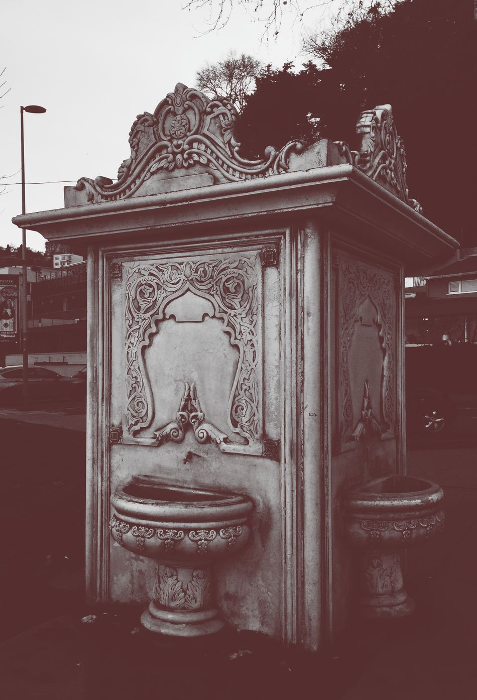 Ottoman architecture style water drinking fountain for people in Istanbul, Turkey Antient Architecture Beautiful Drink EyeEm EyeEm Best Shots EyeEm Gallery History Istanbul Ornaments Osman Ottoman Architecture Ottoman Empire Ottoman Style Outdoors Sultan Turkey Water Fountain