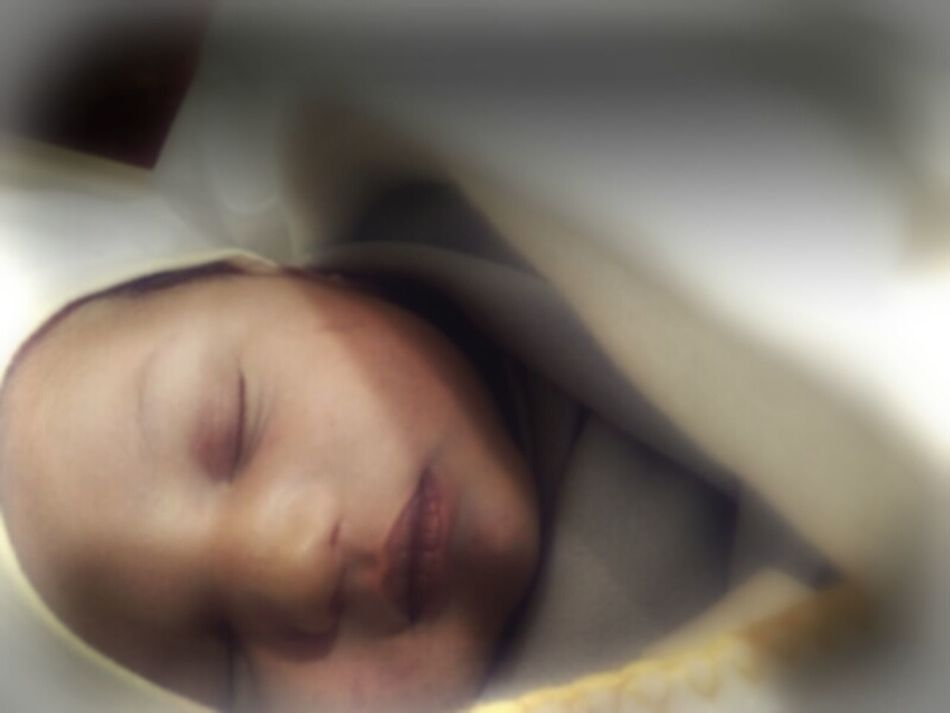 Babyboy Newborn Sleeping