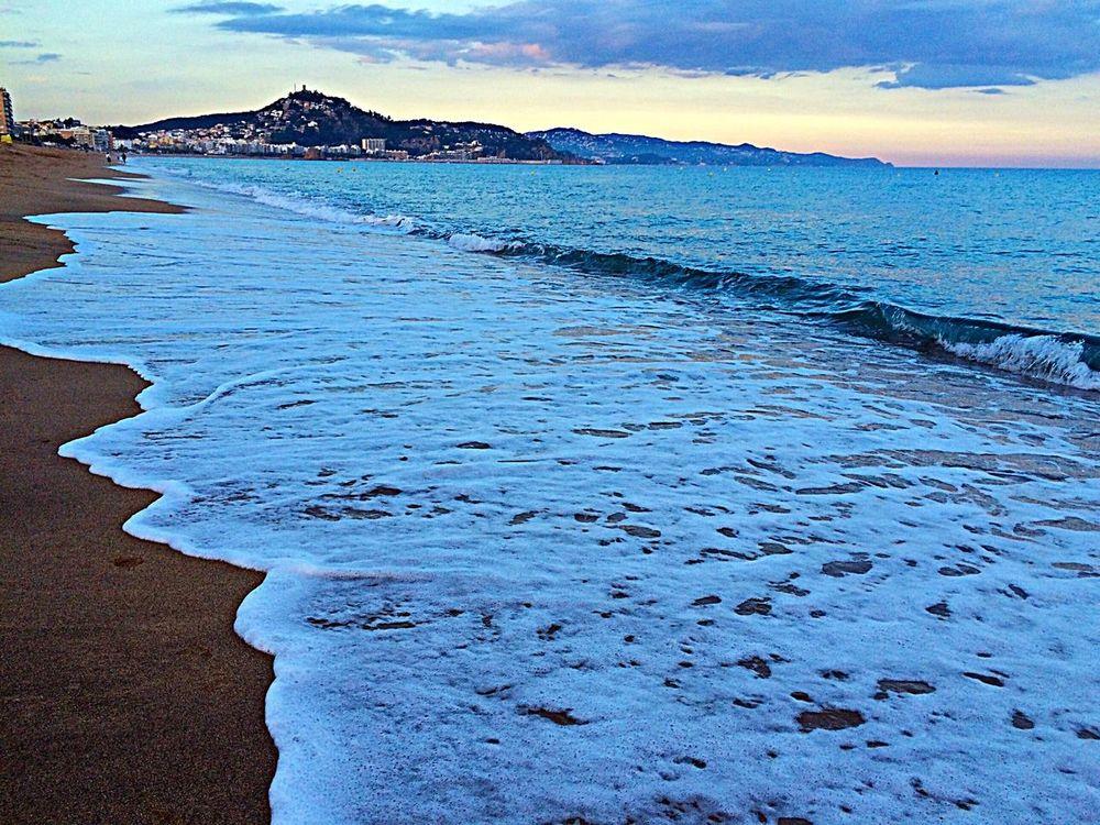 WalkingTime!!! Relax per la vora del mar!!!! Sea Eye Em Nature Lover Nature_ Collection  Hello World