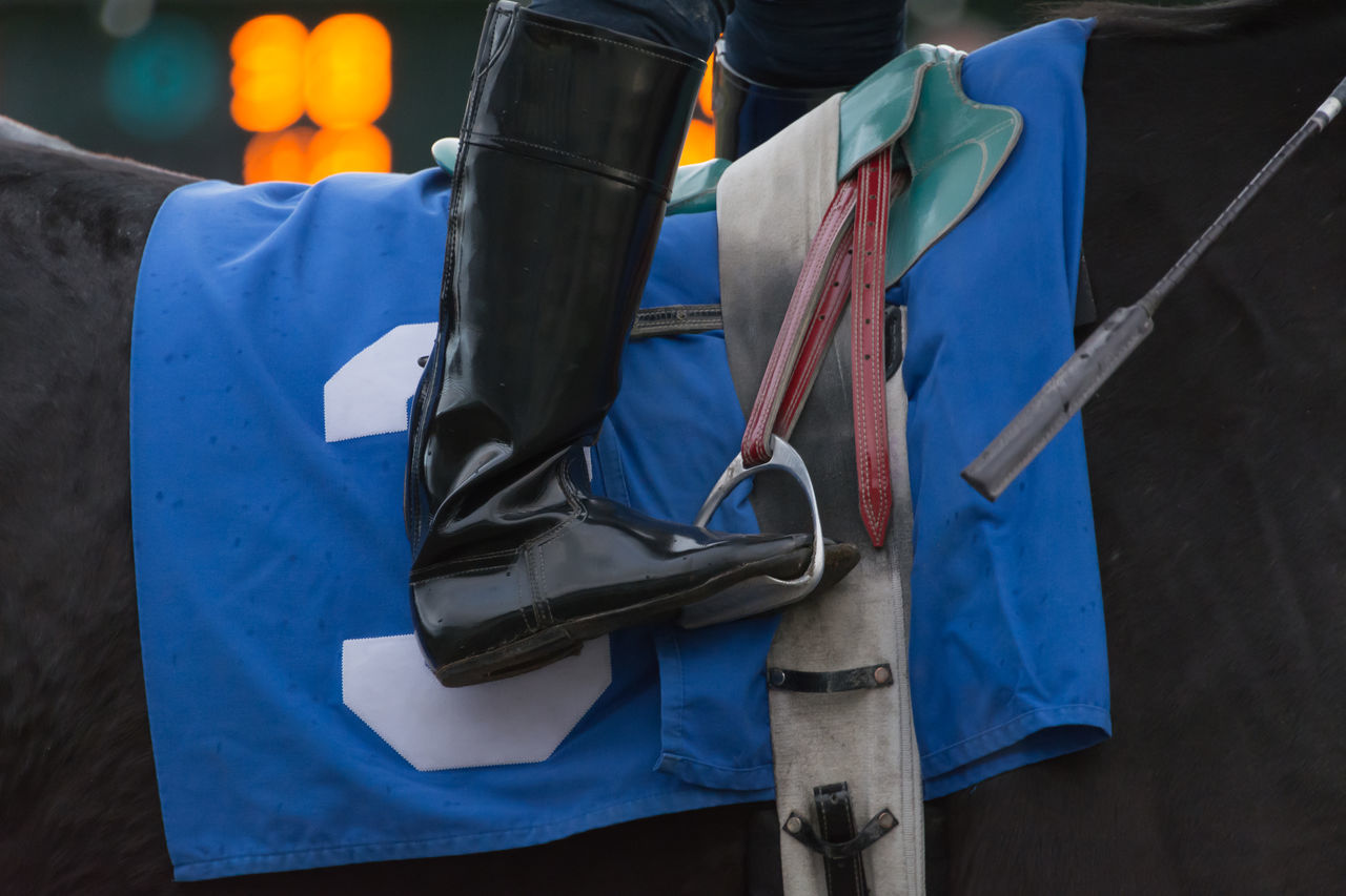 Close-up Day Horse Races Horse Riding Jockey No People Outdoors Riding Boots Skill