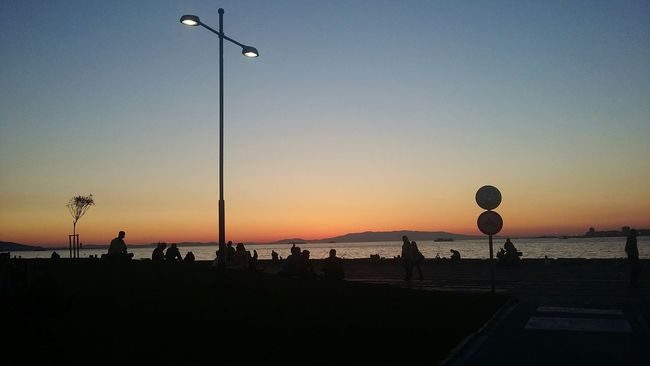 If you want always be happy and relaxed, you will come to my second hometown🌇 First Eyeem Photo Peaceful Place Alsancak Kordon