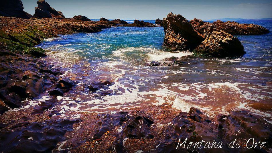 Montaña De Oro Beach