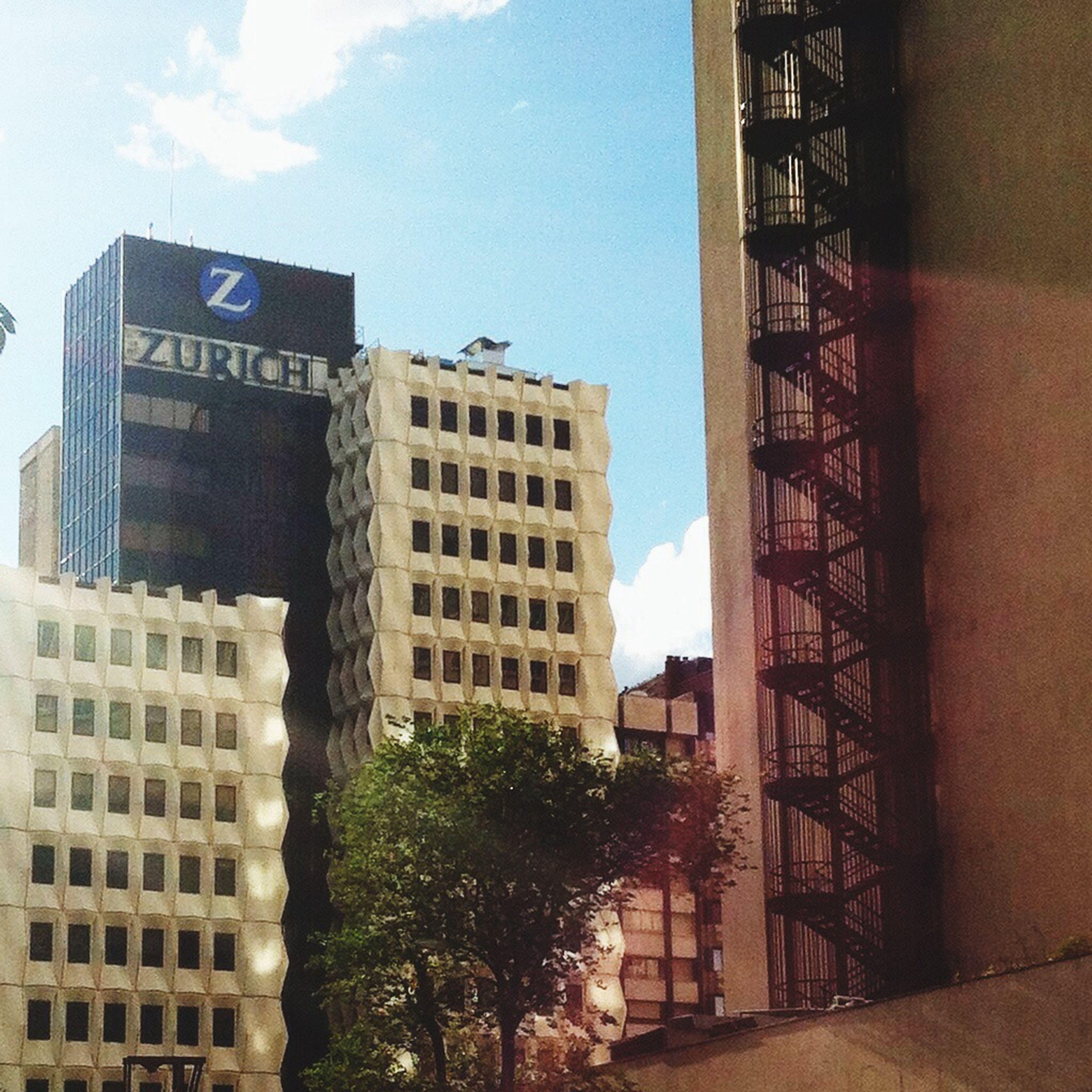 Cityscapes Spain♥ SPAIN Madrid Eyeemmadrid Madrid Spain Edificio Zurich Capitán Haya