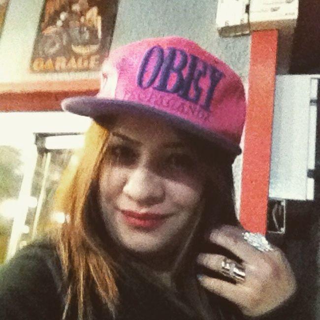 Bu şapkayı Sevdim :)