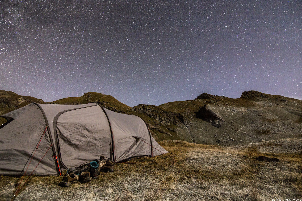 Beautiful stock photos of sterne, Absence, Astronomy, Beauty In Nature, Camping