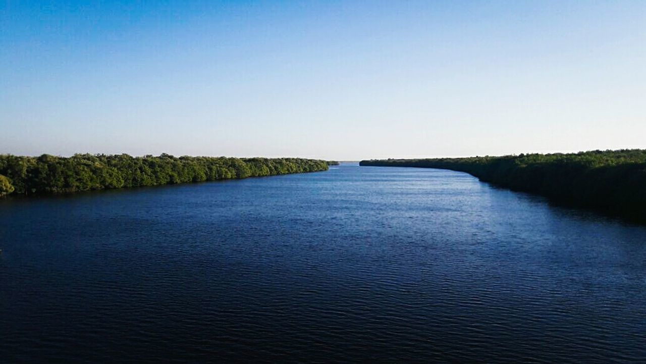 tranquil scene, nature, lake, scenics, no people, clear sky, beauty in nature, tranquility, outdoors, water, sky, tree, day