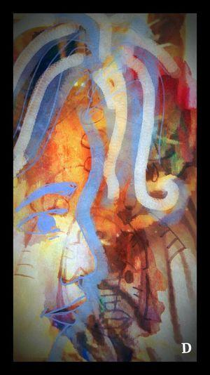 My Artwork Fallen Angels Doitbetter
