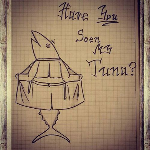 супегруппа тыневиделмоеготунца ?! Band Somethingnew haveyouseenmytuna?!