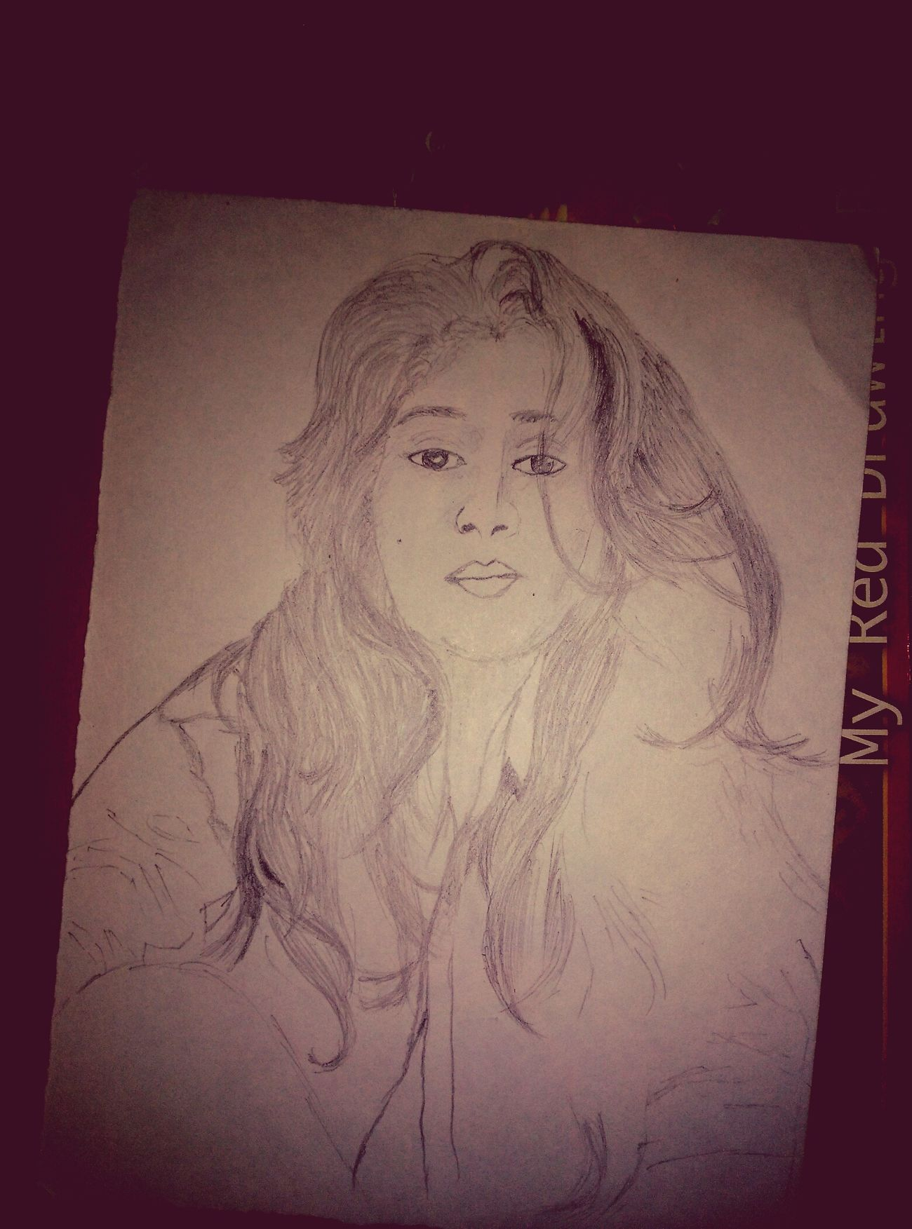 Anjana Drawing Anjana Drawingtime First Eyeem Photo