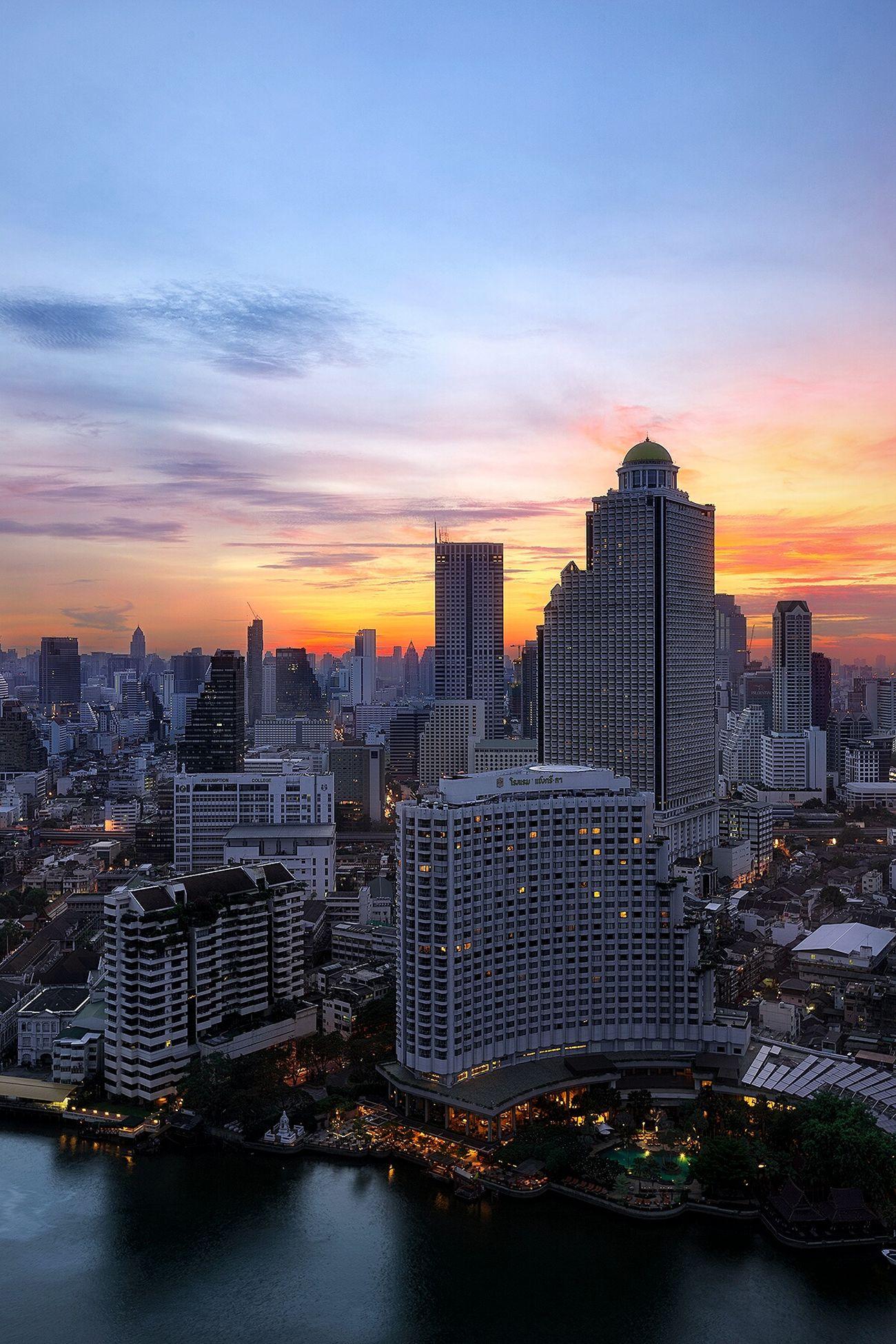 Aerial Shot City Travel EyeEm Best Edits EyeEmBestPics EyeEm Best Shots Travel Photography Sunset Cityscapes Landscape_Collection Urban Landscape Bangkok Bangkok Thailand. Thailand ASIA