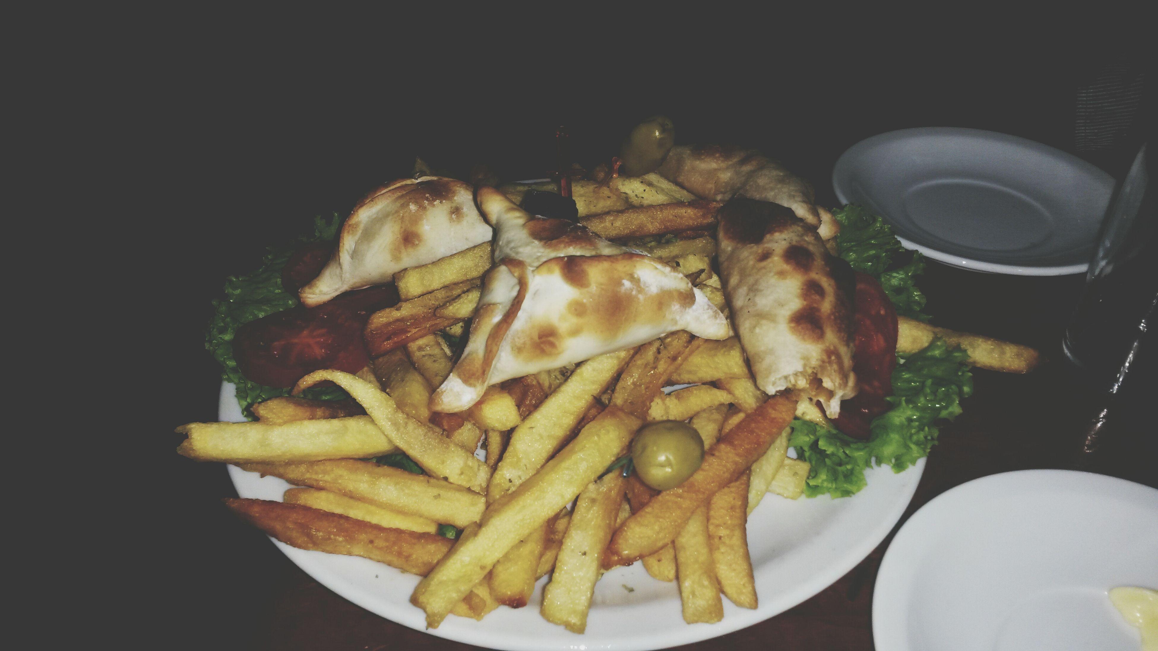 Comida Papasfritas Food