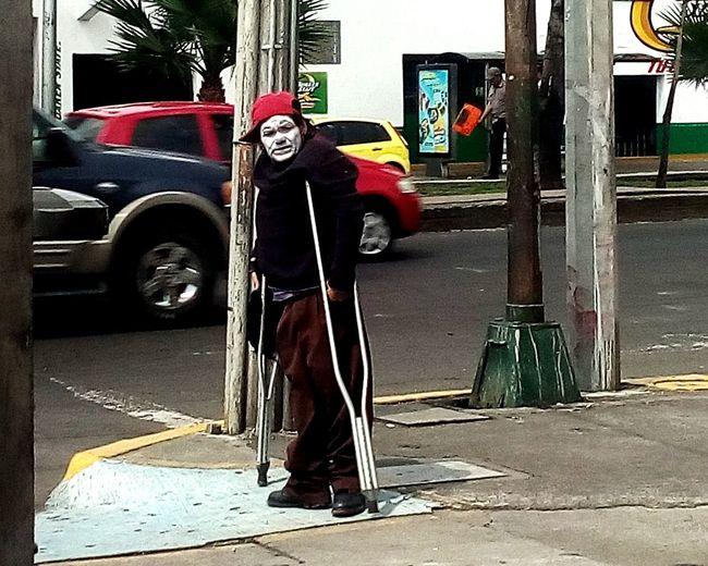 Clown Payaso Street Photography Mexico City Ciudad De México mexico city caminando por la calle te das cuenta de que toda la gente en todos aspectos es maravillosa!