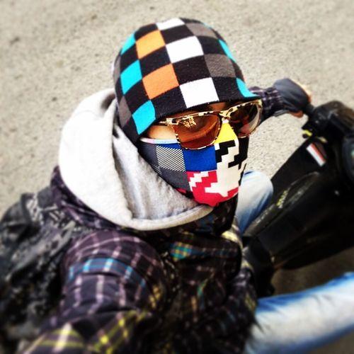 Sarma Motorbike Modarres Work