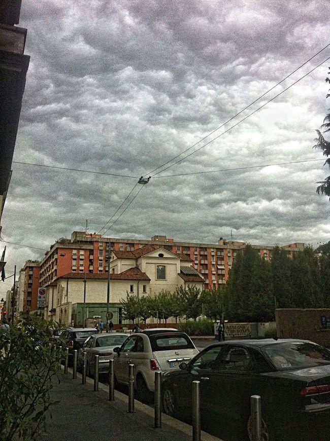 After the storm .. Tadaa Community Italia Moscova Street Italy Tadaa My Country In A Photo Streetphotography Colors Eye4photography  Milanoportanuova