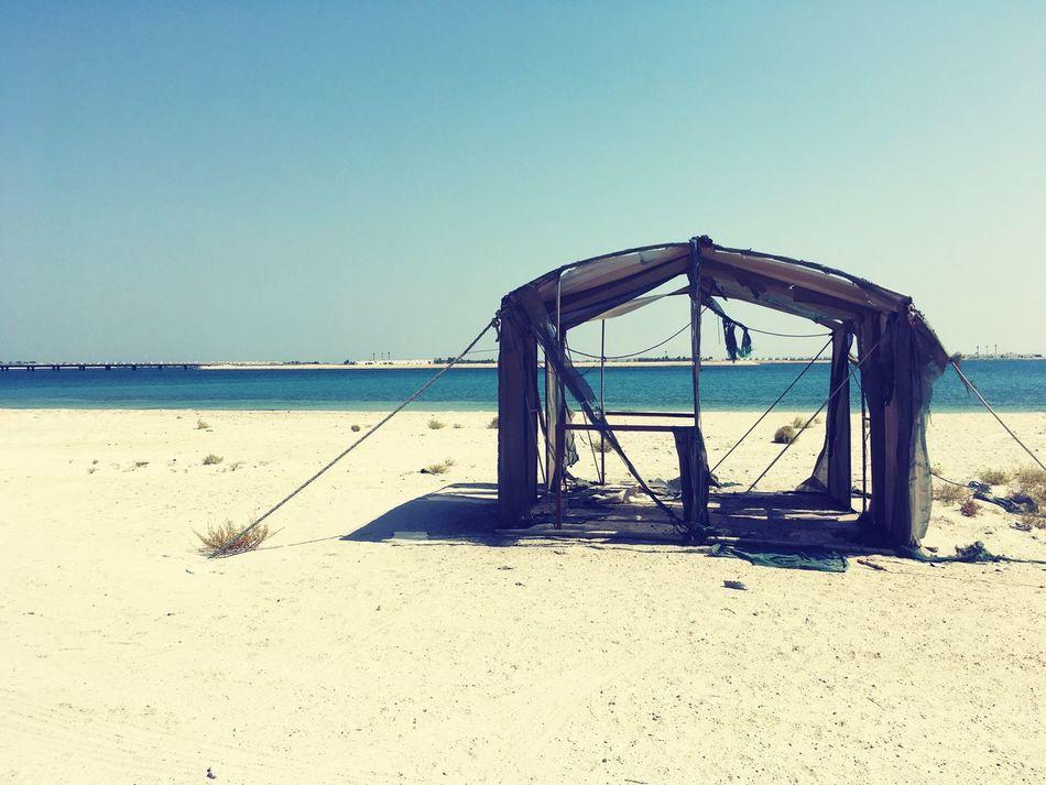 Beautiful Decay Beach Tranquil Scene Decay Sea