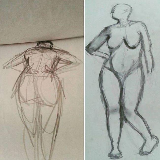 Models Figures Gesture Artmodel Love my Job Beautiful Theartofchristina