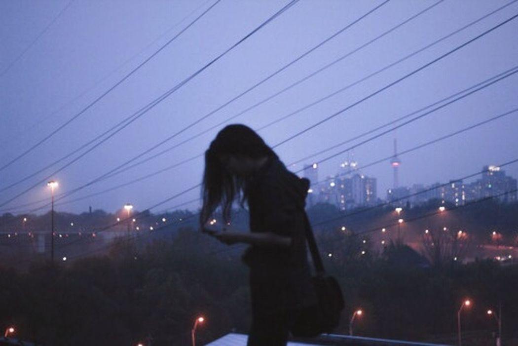 Moment First Eyeem Photo Girl Lonely Girl Long Hair, Don't Care. Back Grey Alone Time Drink Im Here Sky Switzerland薄暮耿耿和烟埃imfeelingsogrey