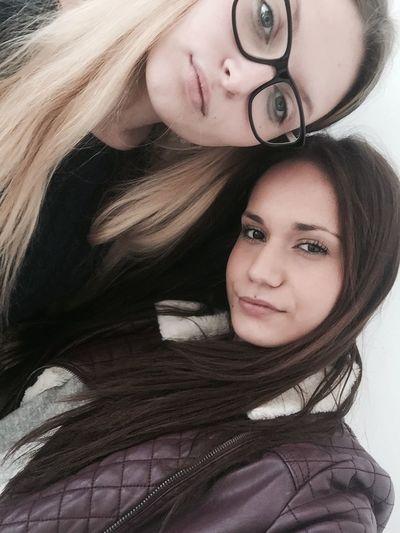 Friend So Cool At School :) Friendship Taking Photos