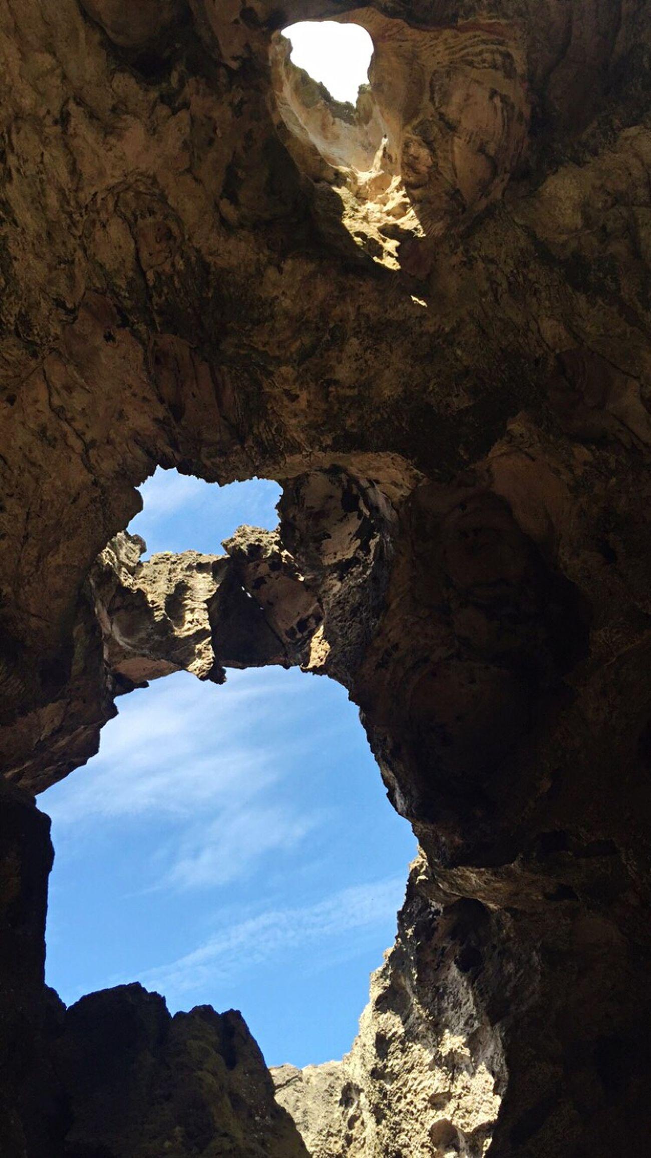 La Cueva Del Indio Cueva Del Indio Cueva Puerto Rico Puertorro  100X35 Cielo Cielo Azul