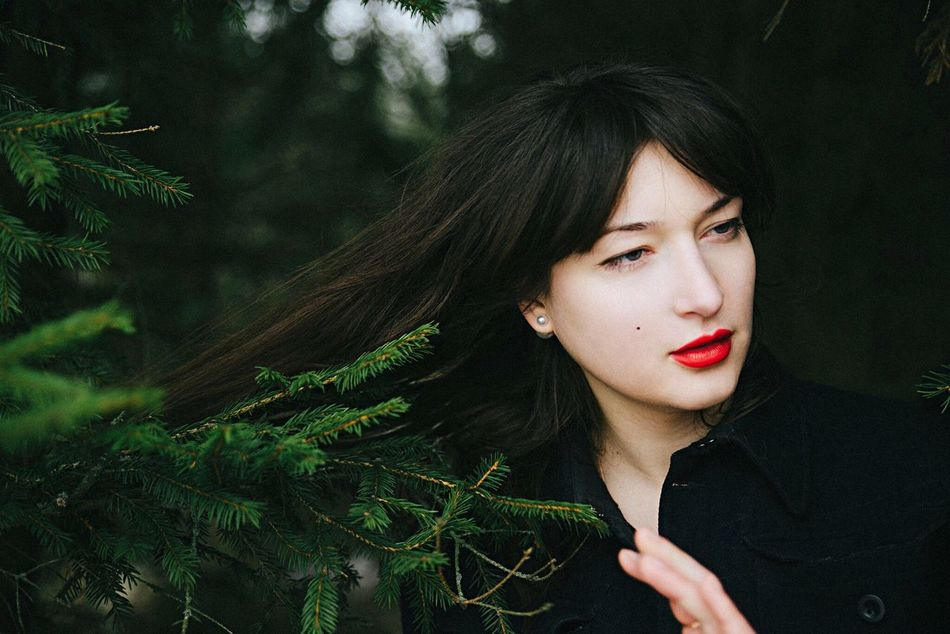 Beautiful stock photos of lippen, beauty, only women, beautiful woman, young adult