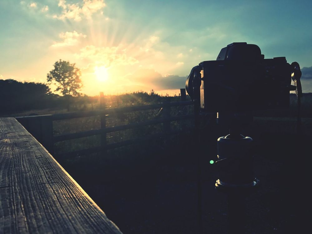 Sunset timelapse :) Sky Sunlight Sun Outdoors No People Nature Scenics Day Beauty In Nature Timelapse